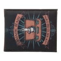 Fantastic Beasts Newt Scamander Magizoologist Bi-Fold Wallet - Multi