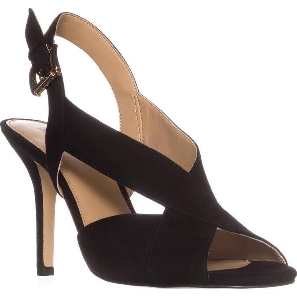 e8f1be08ca2 Shop MICHAEL Michael Kors Becky Cross Strap Dress Sandals