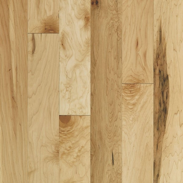 """Shaw SW590 Ocala 5"""" Wide Smooth Engineered Hardwood Flooring with. Opens flyout."""