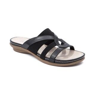 Wear.Ever. ASPIRE Women's Sandals & Flip Flops Black