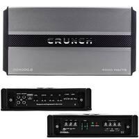 Crunch Power Drive Pro Power 2-Channel 4000W Amplifier