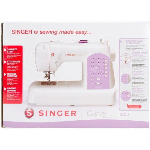 Singer Curvy Sewing Machine