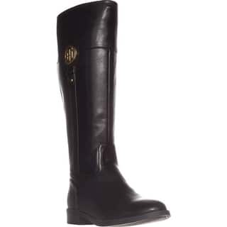 c647ce71b Buy Tommy Hilfiger Women s Boots Online at Overstock
