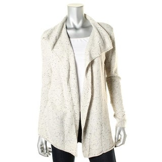 Private Label Womens Open Front Cashmere Cardigan Sweater