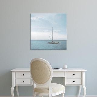 Easy Art Prints Alan Blaustein's 'Lago Vista #31' Premium Canvas Art
