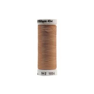 942 1054 Sulky Rayon Thread 40wt 250yd Medium Dark Ecru