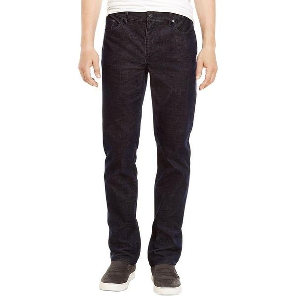 Grey Stretch Fit Straight Leg Jean Kenneth Cole Reaction cjkkKI6J
