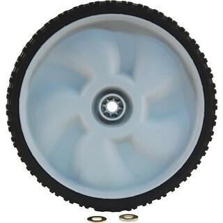 """Arnold Corp. 11"""" Unvrsl Plastic Wheel 490-325-0023 Unit: EACH"""