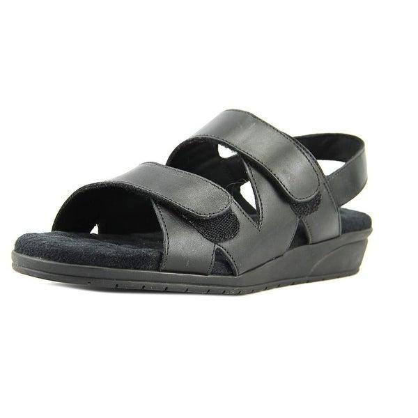 Walking Cradles Orwell Black Sandals