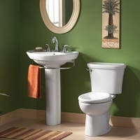 American Standard 41 Ravenna Lavatory Pedestal Only - Basin and Faucet Not Included