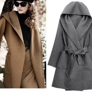 New arrival! The most fashionable women's woolen coat, elegant winter and autumn coat for ladies