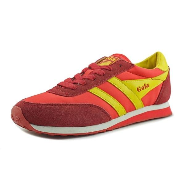 Gola Monaco Men Red/Yellow Sneakers Shoes