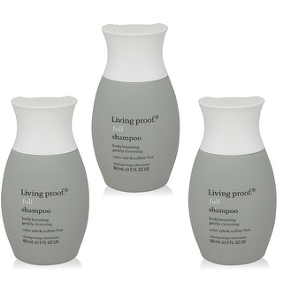 Living Proof Full Shampoo Travel Size 3 pack