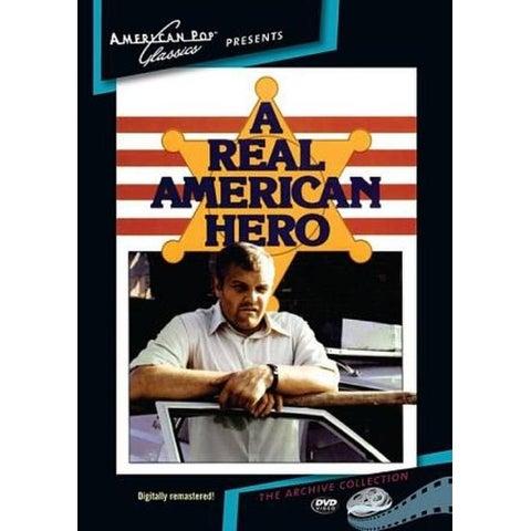 Real American Hero - DVD