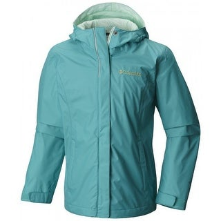 Columbia Girls Arcadia Jacket Waterproof Rain Coat