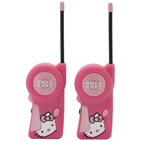 Sanrio Hello Kitty Walkie Talkies