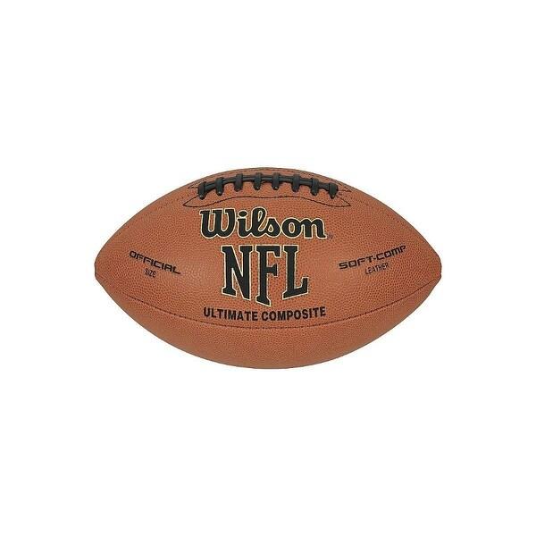 cab659eba08 Shop Wilson WTF1845 NFL Ultimate Composite Football