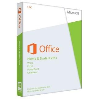 microsoft QM4342M Office Home & Student 2013 Key Card 1PC/1User