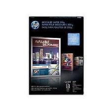 """Hewlett Packard Q8824A HP Brochure/Flyer Paper - Letter - 8.50"""" x 11"""" - 52 lb Basis Weight - Matte, Ultra"""
