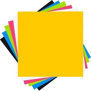 "Cricut Outdoor Vinyl Home Sampler 12""X12""-Assorted"