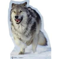 Advanced Graphics 733 Wolf Life-Size Cardboard Stand-Up