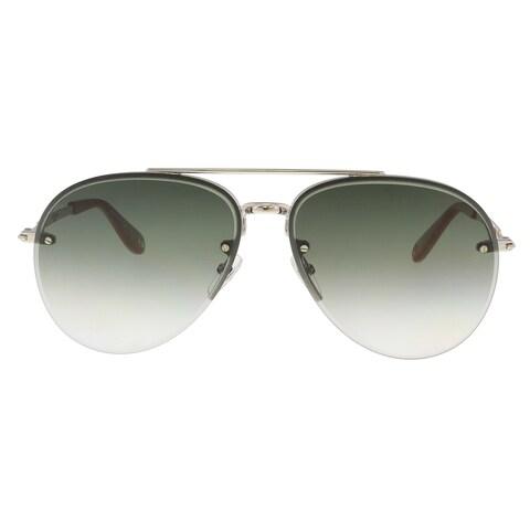 Givenchy GV7075S 03YG Light Gold Aviator Sunglasses - 62-13-145