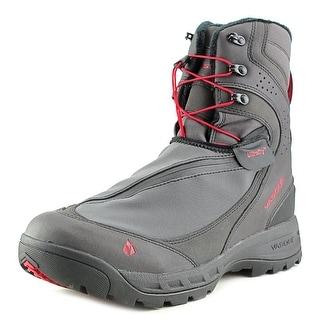 Vasque Arrowhead Ultra Dry Men  Round Toe Leather Gray Snow Boot