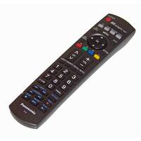 OEM Panasonic Remote Control: TH42PX77U, TH-42PX77U, TH42PZ700U, TH-42PZ700U, TH42PZ700UA, TH-42PZ700UA