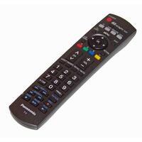 OEM Panasonic Remote Control Originally Shipped With: TH50PZ77U, TH-50PZ77U, TH58PZ700U, TH-58PZ700U