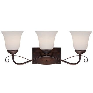 Millennium Lighting 3023 Kingsport 3 Light Bathroom Vanity Light