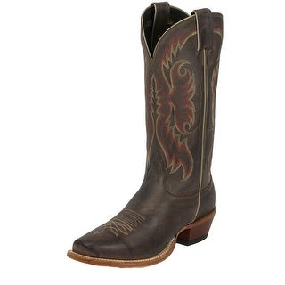 Nocona Western Boots Mens Cowboy Leather America Chocolate MD2714