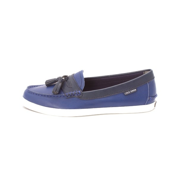 Cole Haan Womens Thaliasam Closed Toe Loafers