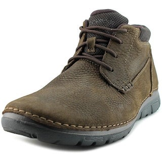 Rockport Zonecush Rcspt Pt Boot Men XW Round Toe Leather Boot