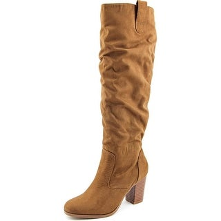 Kenneth Cole Reaction Lady Sway Women Round Toe Synthetic Knee High Boot