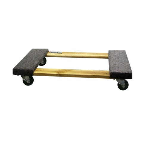 Offex 1000 Lb Furniture Dolly - Gray