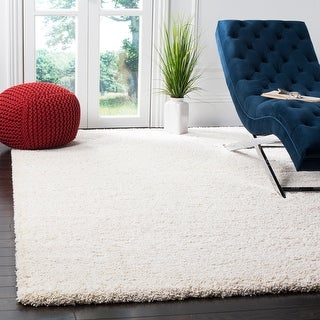 Link to Safavieh Milan Shag Maibritt 2-inch Thick Rug Similar Items in Transitional Rugs