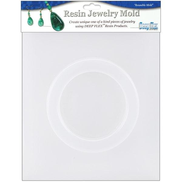 "Resin Jewelry Mold .5""X.5""X2.375""-Bangle Bracelet"