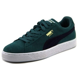 Puma Suede Classic Women Round Toe Suede Sneakers