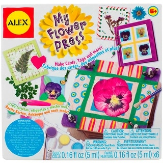 My Flower Press Kit-
