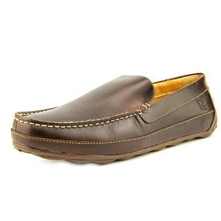 Sperry Top Sider Hampden Ven Round Toe Leather Loafer