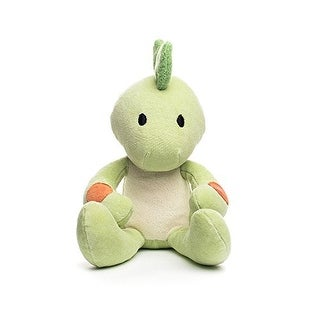 "Dinosaur Stuffed Animal - Organic Dinosaur is a Non-Toxic, Bears for Humanity 12"" PlushToy"