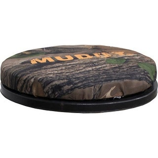 Muddy Gs0205 Muddy 5 Gallon Bucket Swivel Top Seat Camo