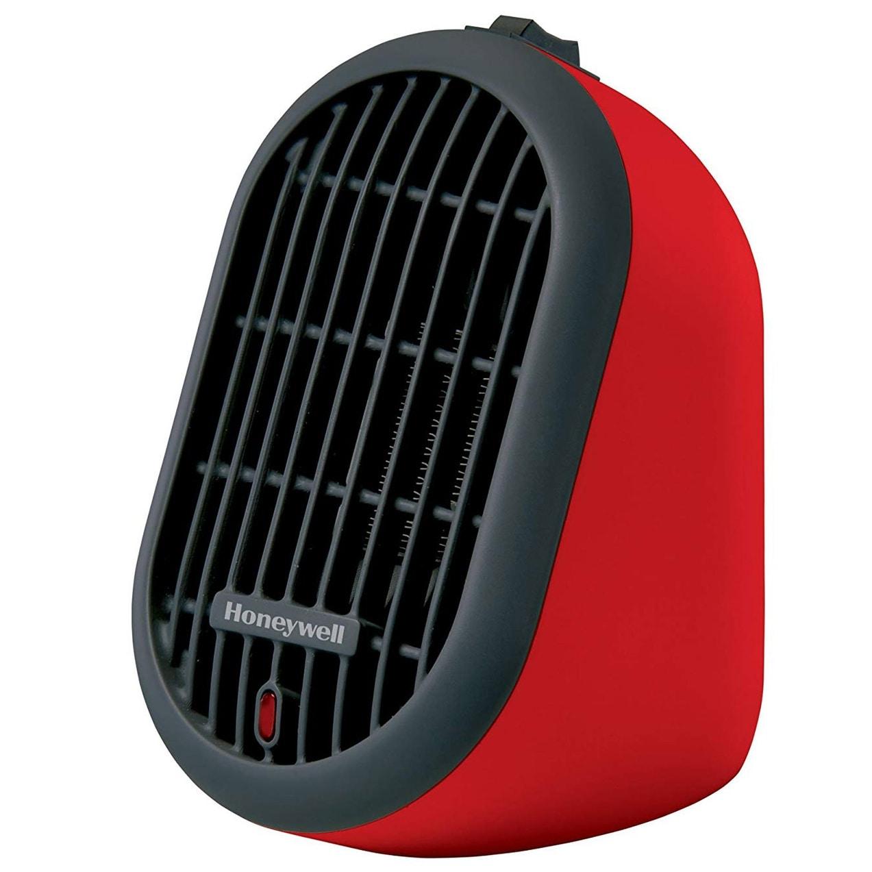 Honeywell Heat Bud Personal Ceramic Heater Uses max 250 watts