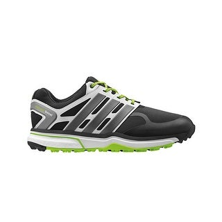 Link to New Men's Adidas Adipower Sport Boost Golf Shoes Clear Black/Silver/Slime Q47029 Similar Items in Golf Shoes