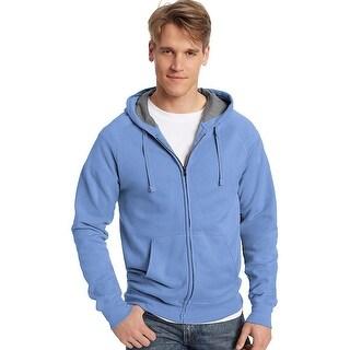 Hanes Men's Nano Premium Lightweight Full Zip Hoodie