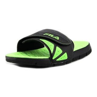 Fila Crosshatched Open-Toe Leather Sport Sandal https://ak1.ostkcdn.com/images/products/is/images/direct/00445b1766c1304c863efd34fdc6474b67acf40c/Fila-Crosshatched-Open-Toe-Leather-Sport-Sandal.jpg?impolicy=medium