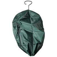 Christmas Garland Protective Storage Bag with Hanging Hook For Standard Garland