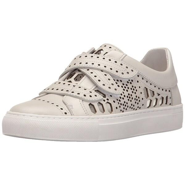 Rachel Zoe Womens jaden Low Top Buckle Fashion Sneakers - 7.5