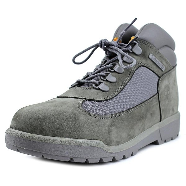 Shop Timberland Field Boot Boy Grey Boots - Free Shipping On Orders ... f4f7b9f11