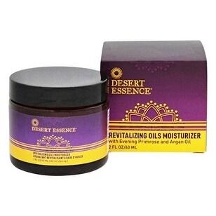 Desert Essence Moisturizer Rev Oil 2-ounce